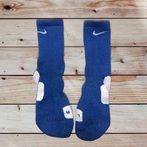 Nike   Elite Socks Size M Blue